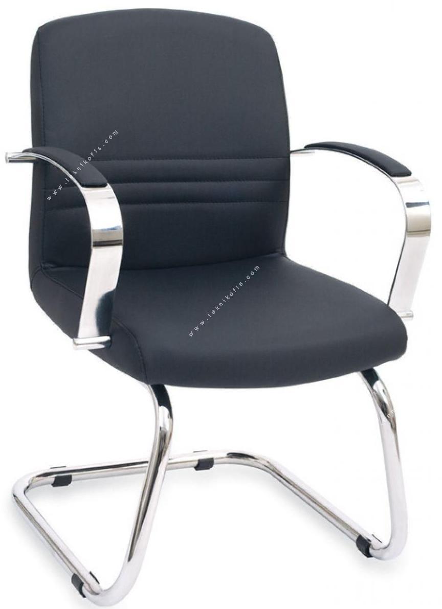 Pear хром кресло для посетителей U нога 2932