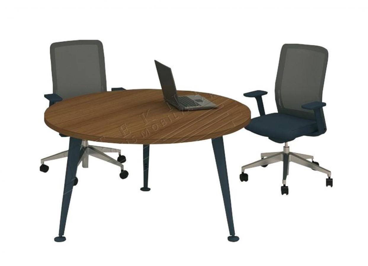 afrodit yuvarlak toplantı masası