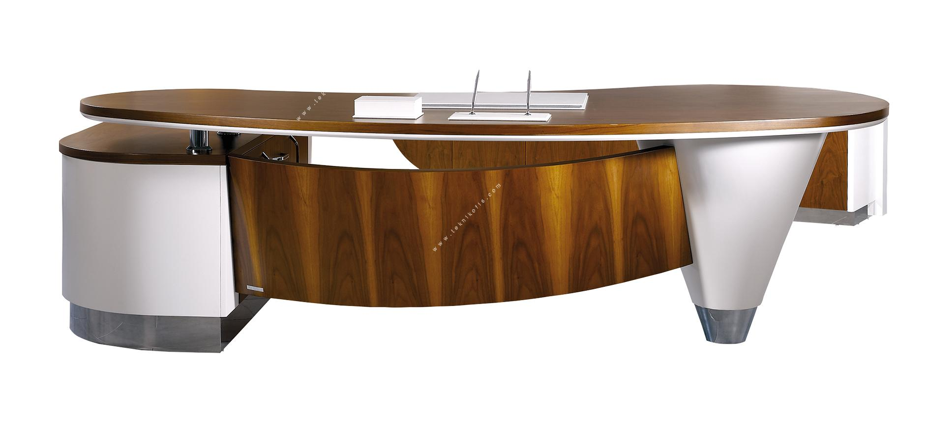 argent ceviz beyaz makam masası