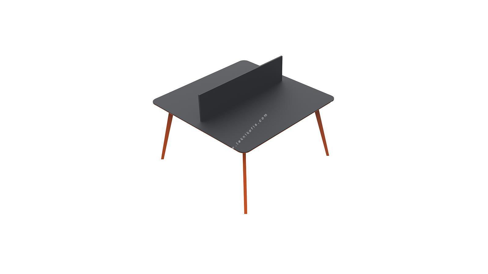 blade ikili çalışma masası 160cm