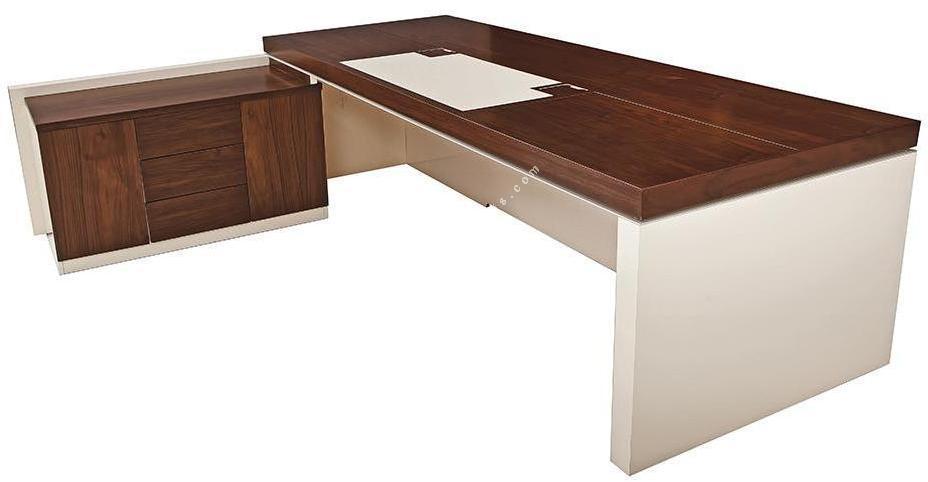 bossa ahşap makam masası