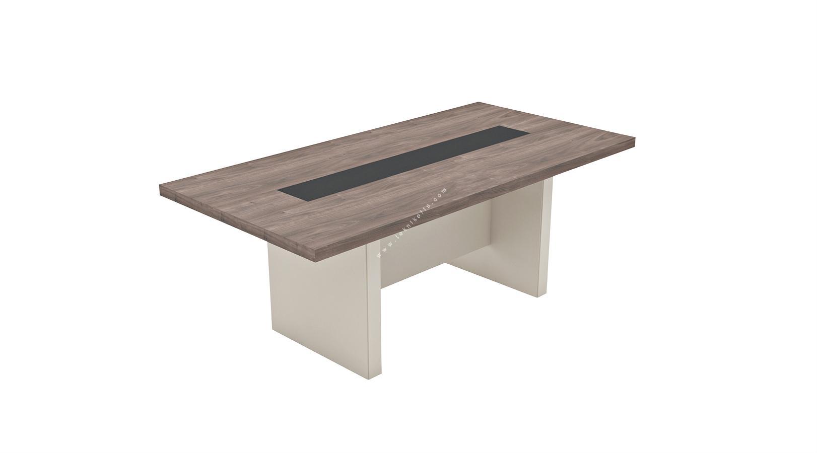 brayn toplantı masası 200cm