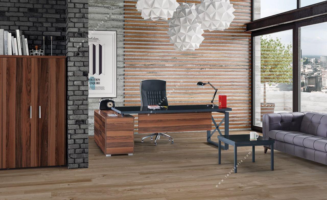 calvin modern yönetici mobilyası