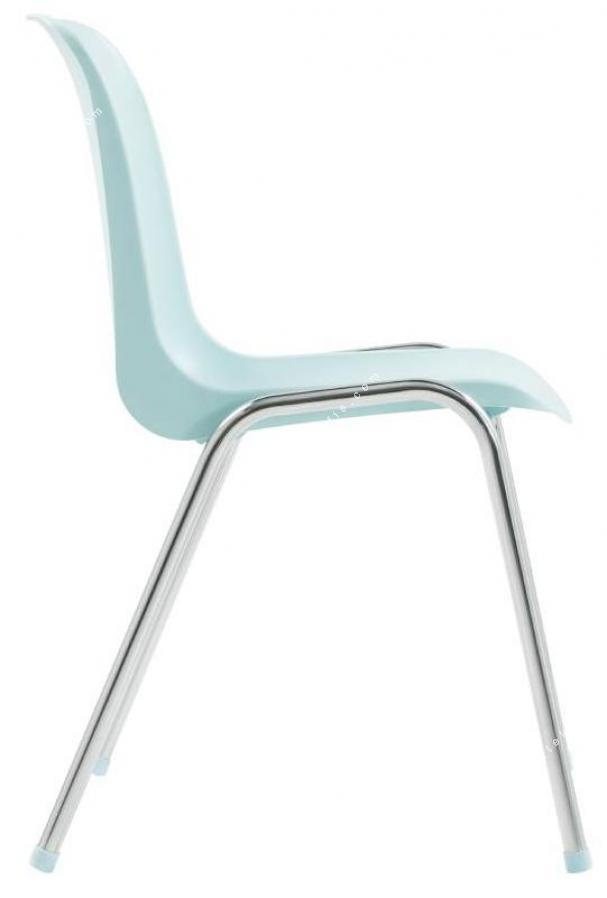 creat krom dört ayak lobby koltuğu