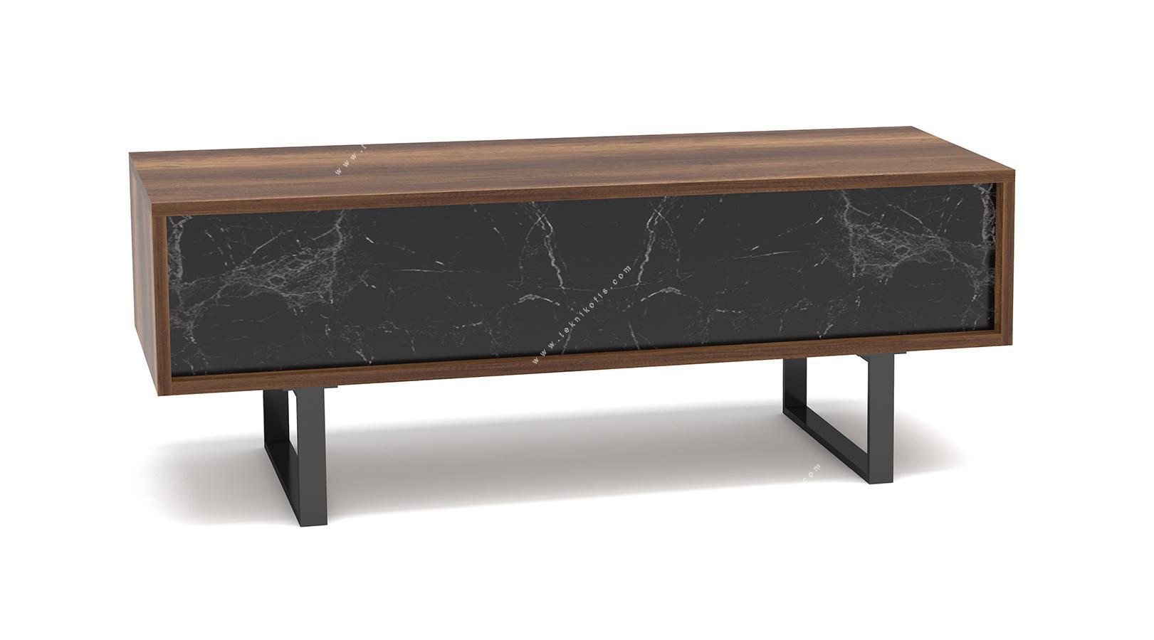 defround yönetici masası 200cm