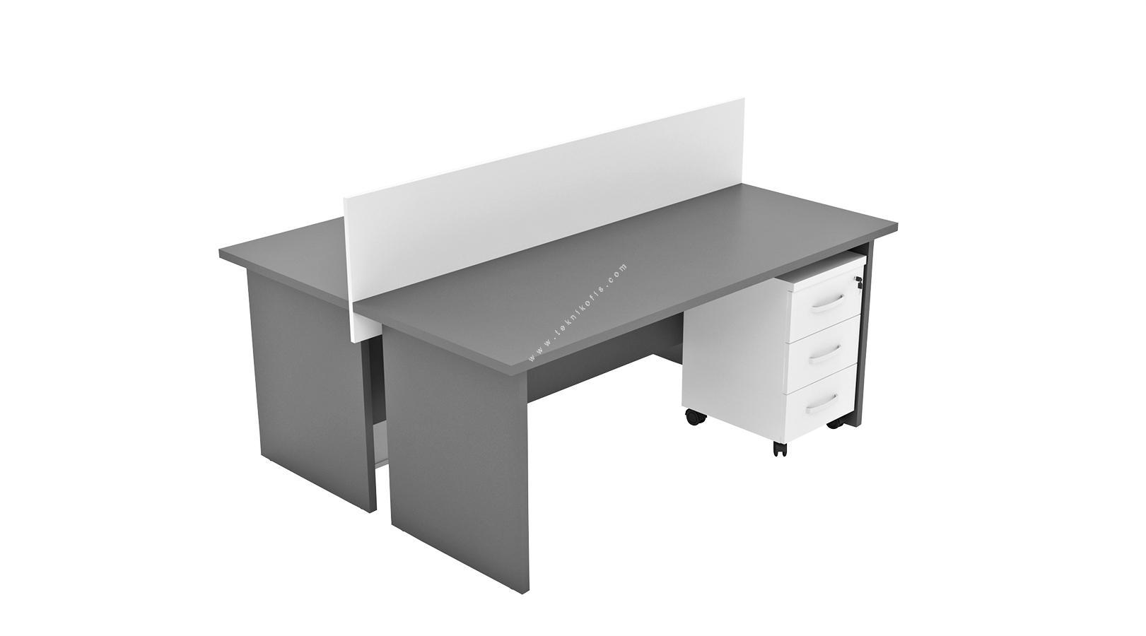 hegamonwork ikili workstation 180cm