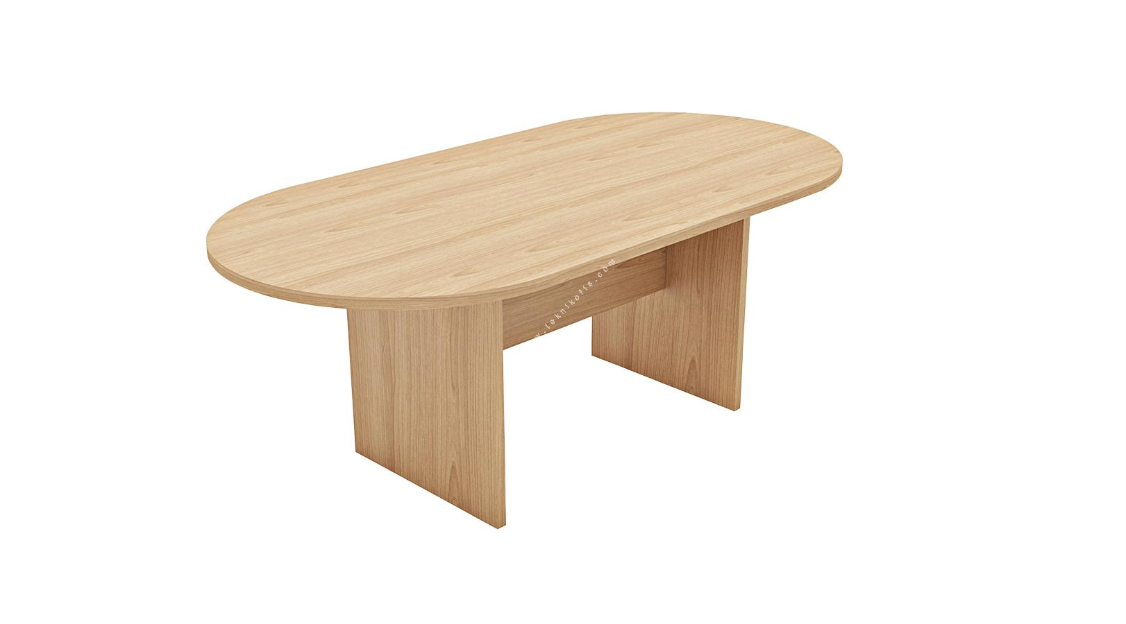 hegemon oval toplantı masası 280cm