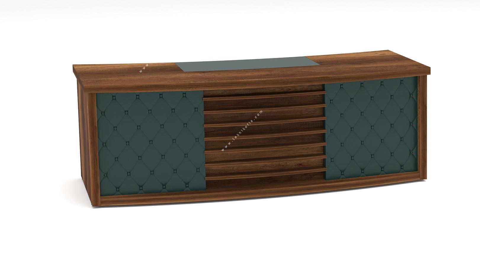 kanvaz makam masası 240cm