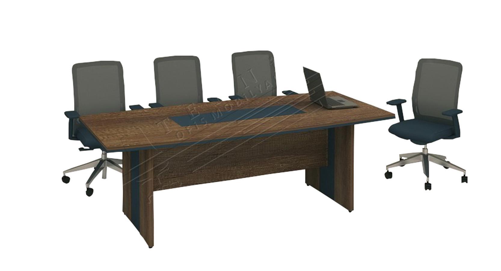 karan iş yeri toplantı masası 260cm