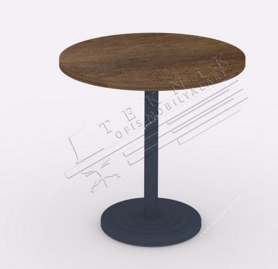 kawi yuvarlak cafe masası