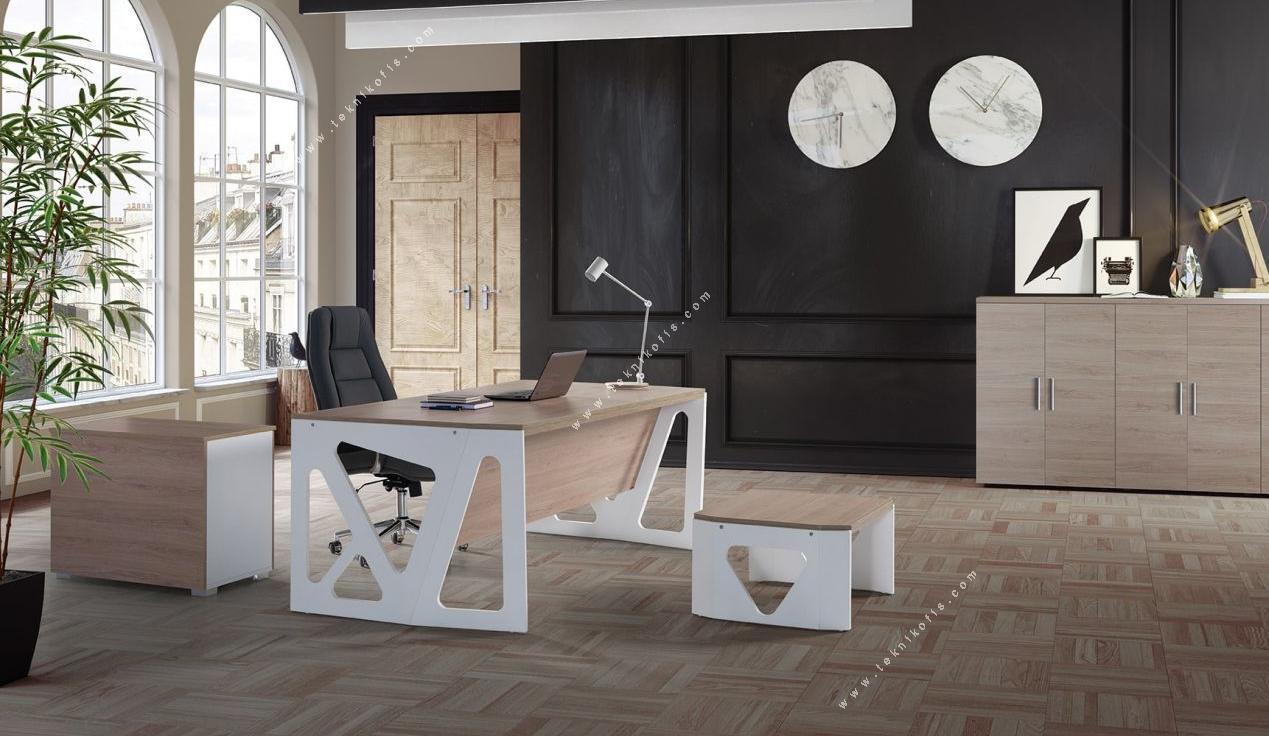 lakos modern ofis mobilyası