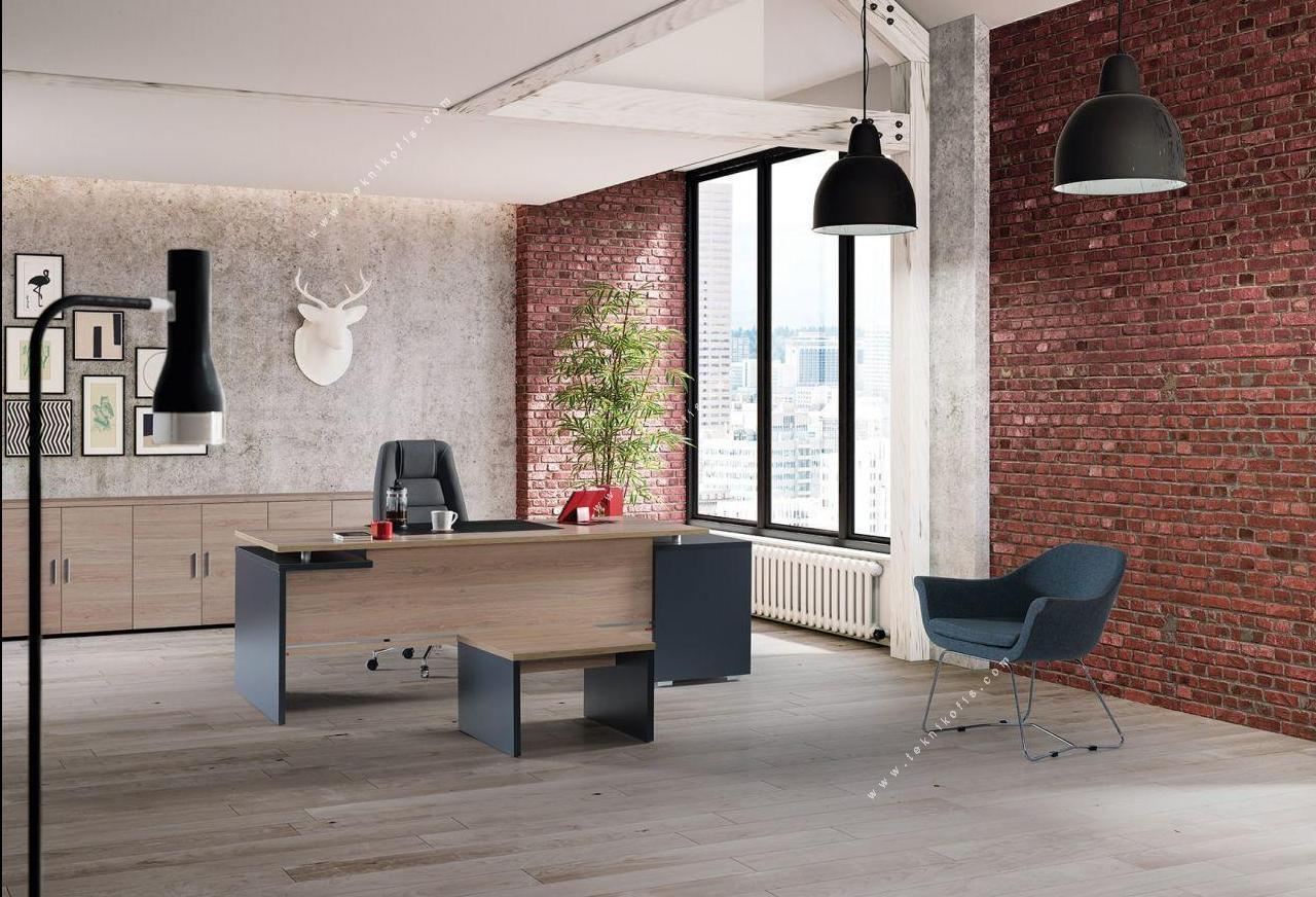 laron ofis mobilya takımı