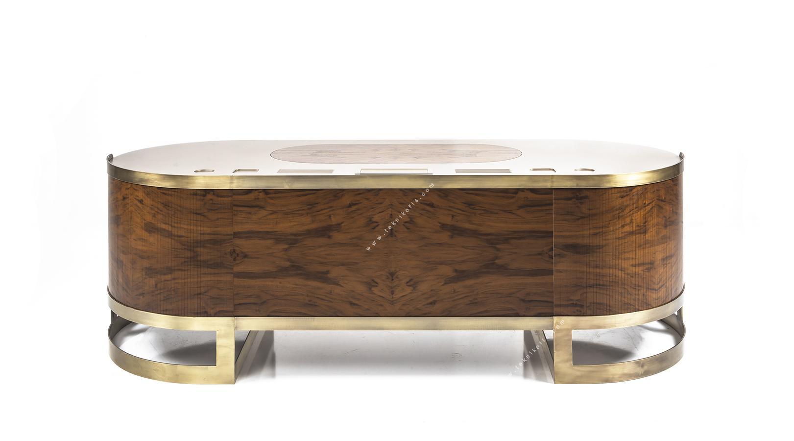 luxury makam masası 250cm