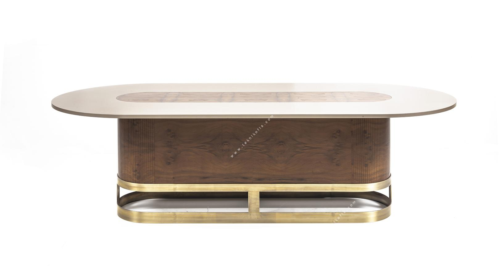luxury toplantı masası 240cm