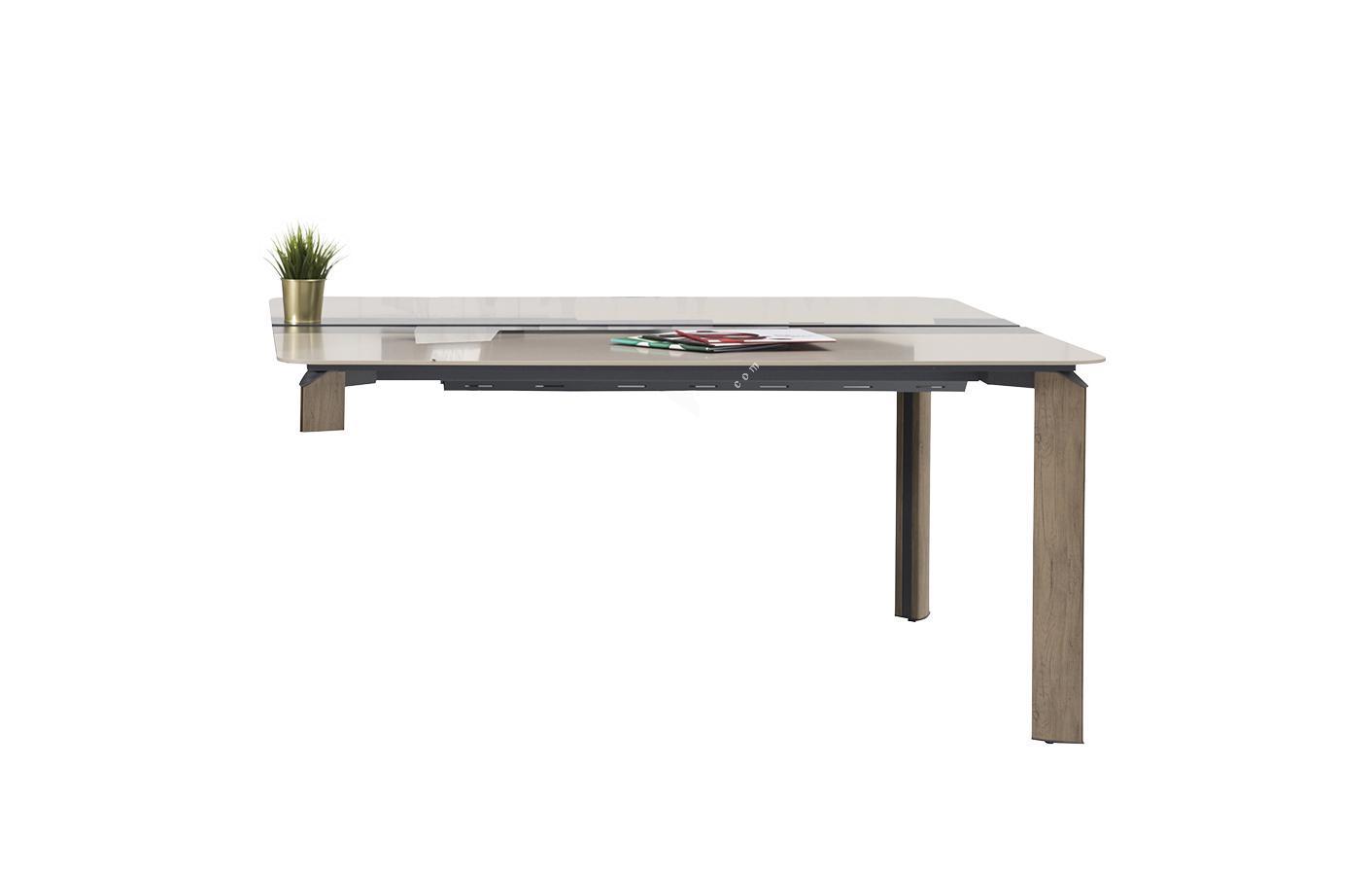 manolawork iki ayaklı çalışma masası 140cm