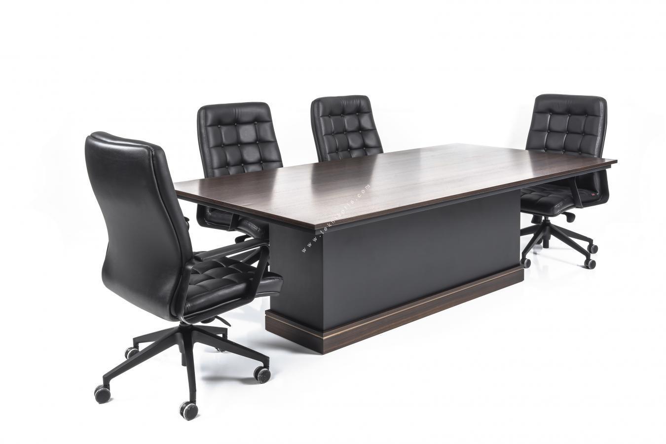 marble lüks toplantı masası