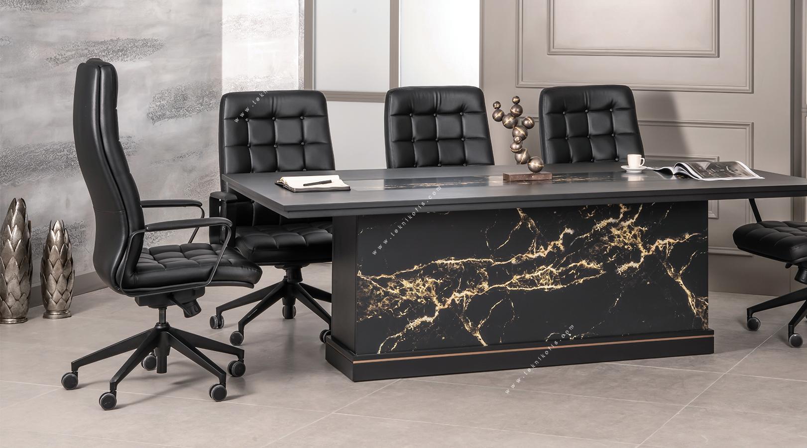 marwel toplantı masası 240cm