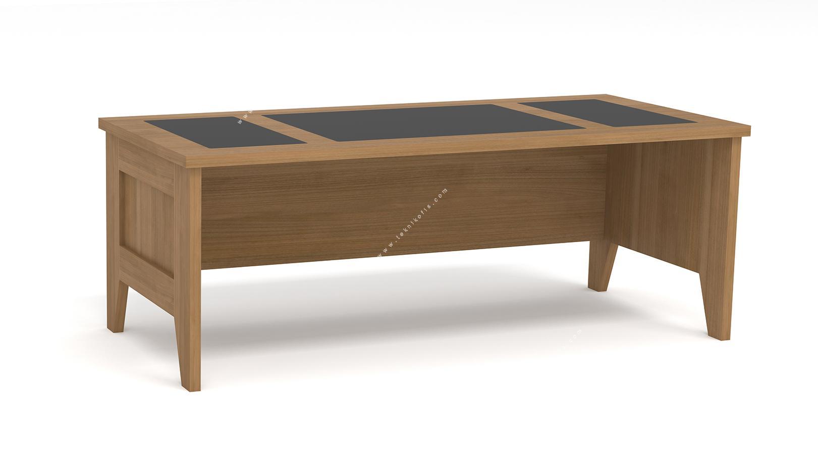 nevrada yönetici masası 200cm