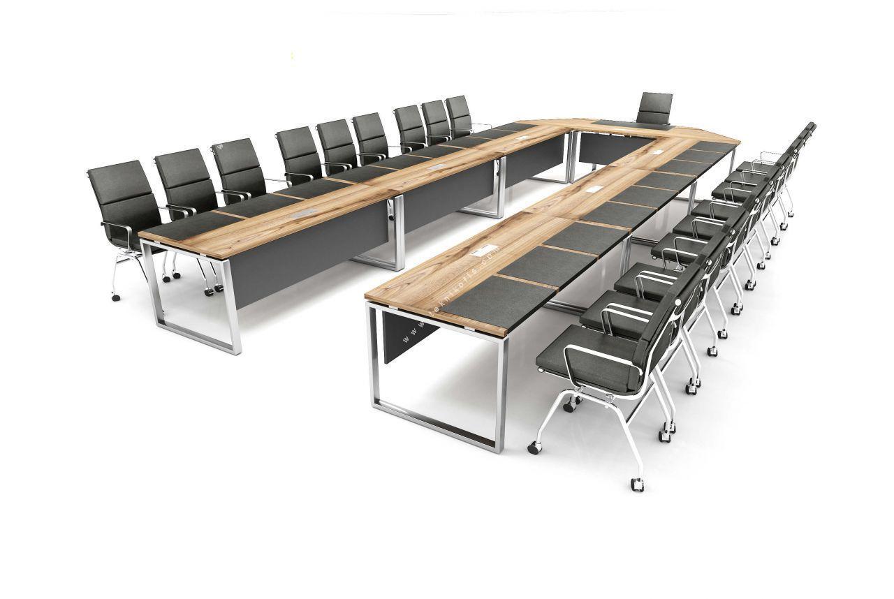 osaka u toplantı masası 710cm