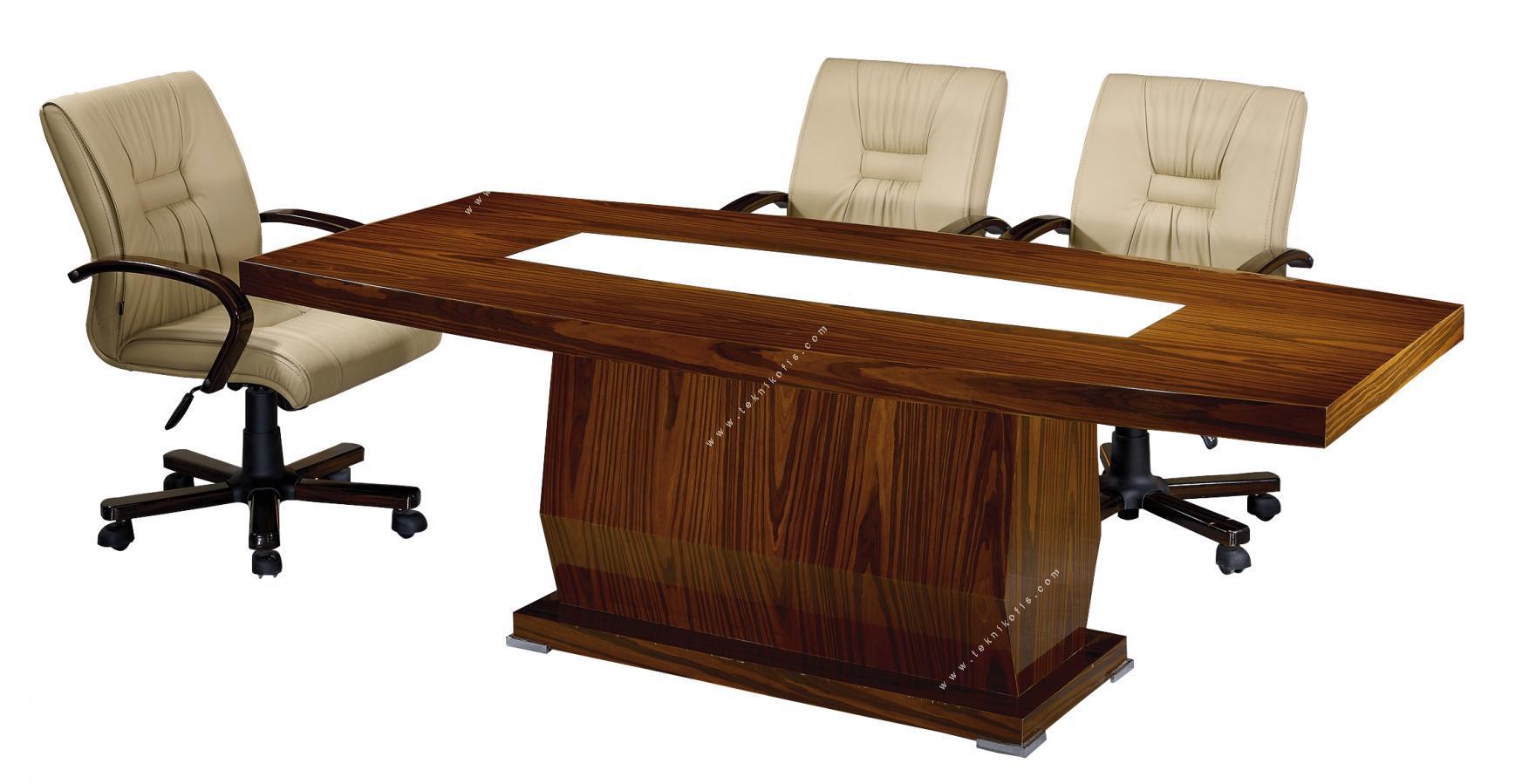 panache lüks toplantı masası 280cm