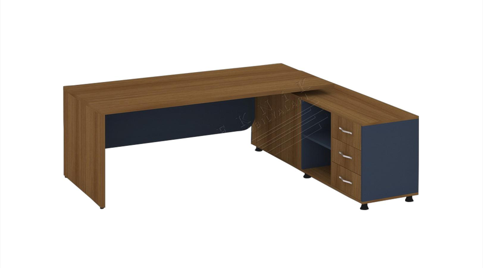 peral ofis masası 220cm