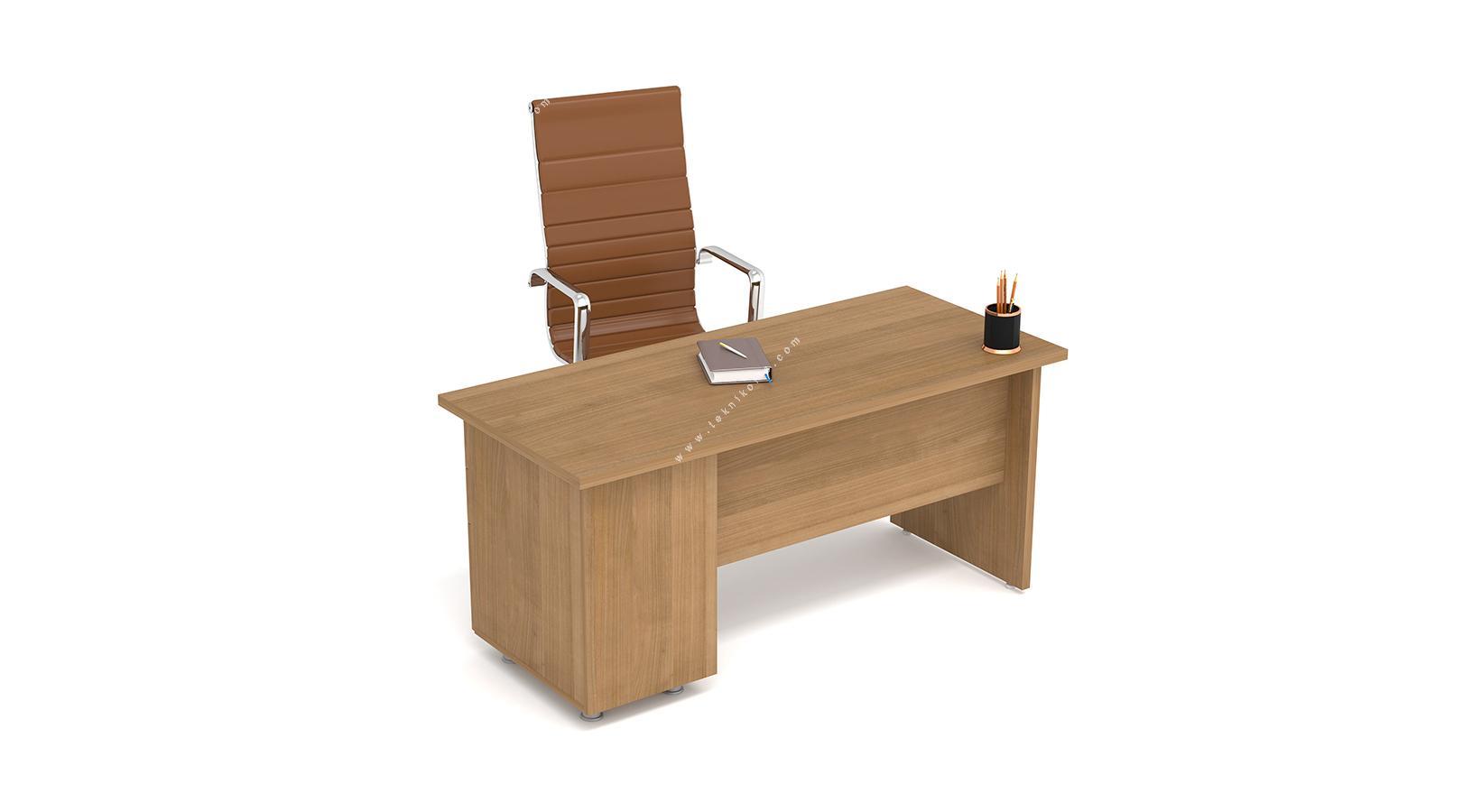 pine kesonlu personel masası 140cm