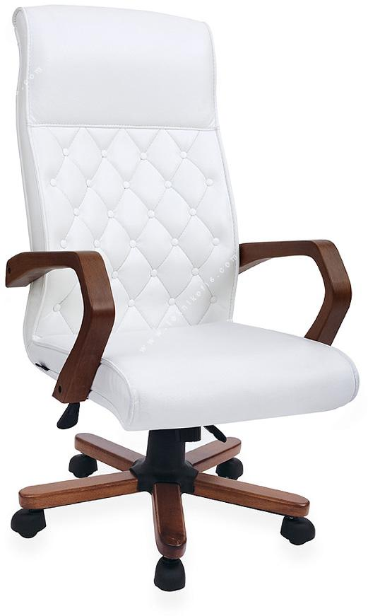 Plus Wooden Manager Armchair