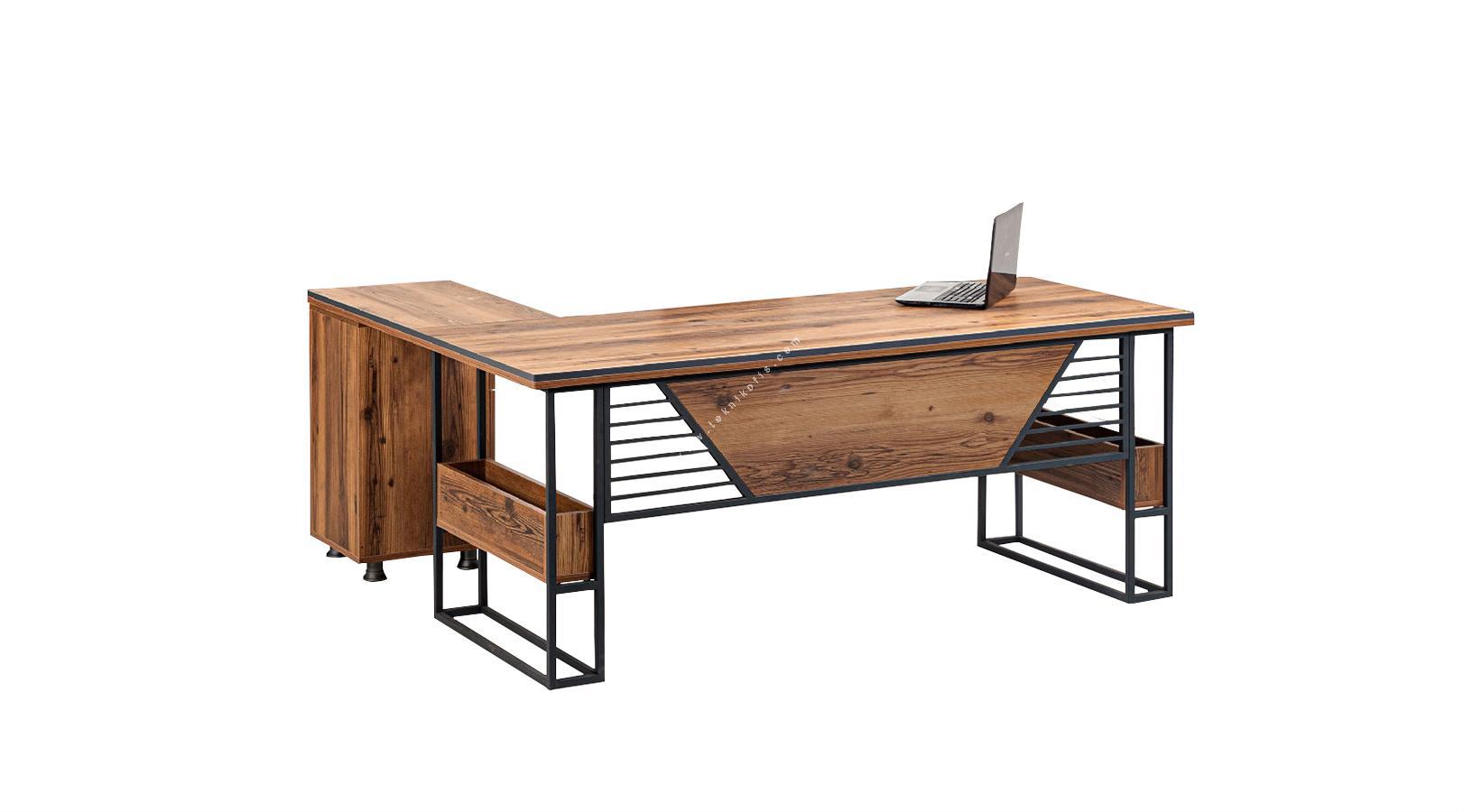 sanawi yönetici masası 200cm