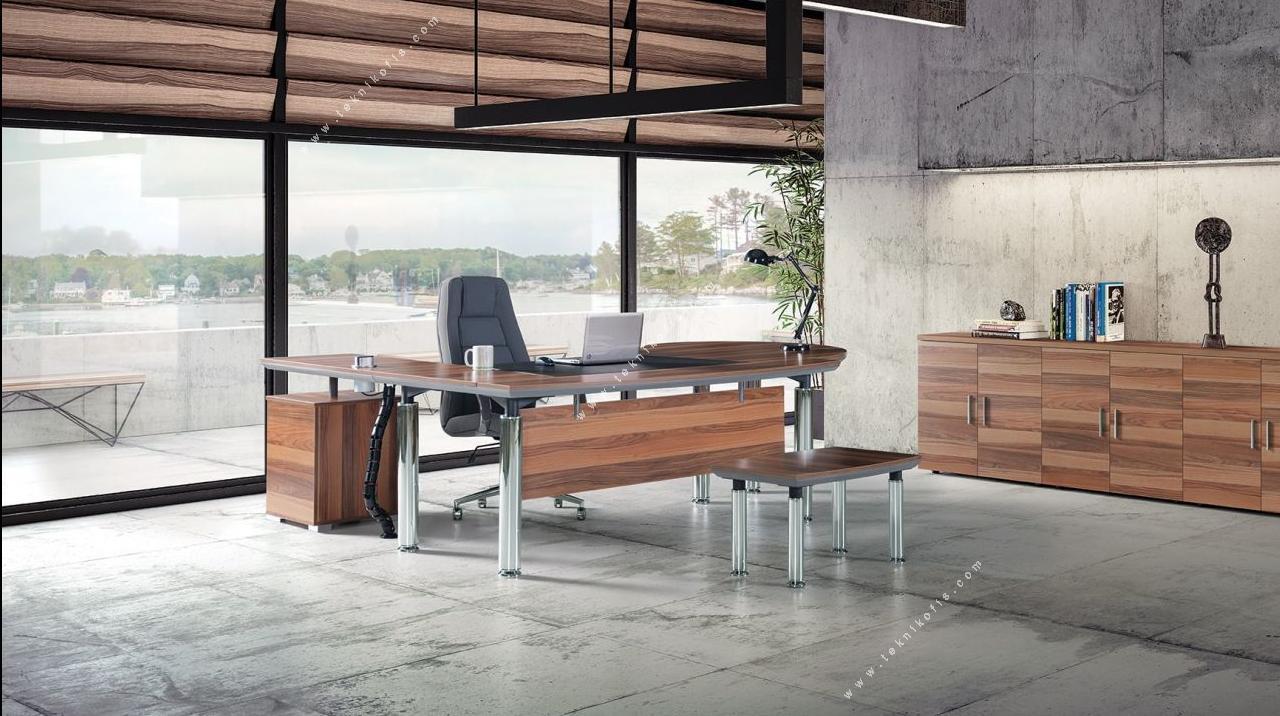 steve krom yönetici ofis mobilyası
