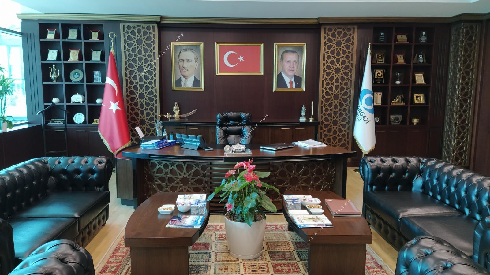 TC Sultangazi Belediyesi Başkanlık Odası