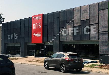 yeni mağazamız 5 A blok no: 19-21-23 Teknik Ofis Mobilyaları