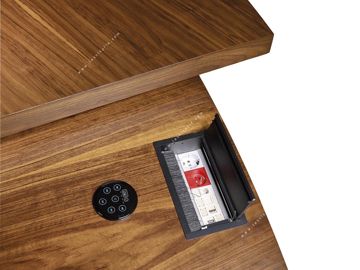 trade lüks makam masası 340cm