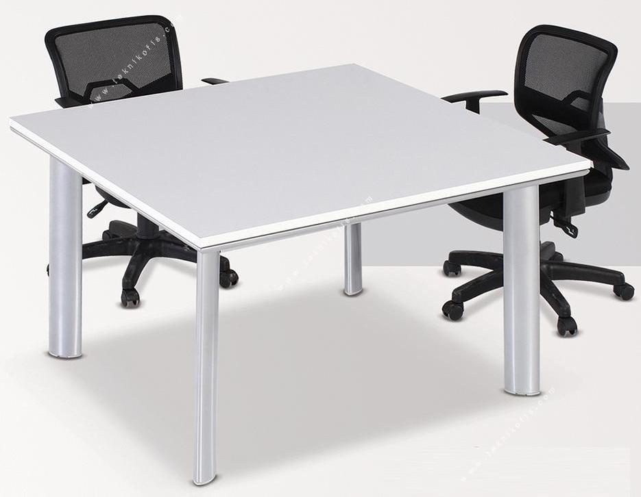 Trula Kare Toplantı Masası