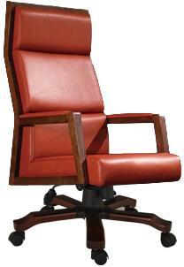 vernado ahşap makam koltuğu