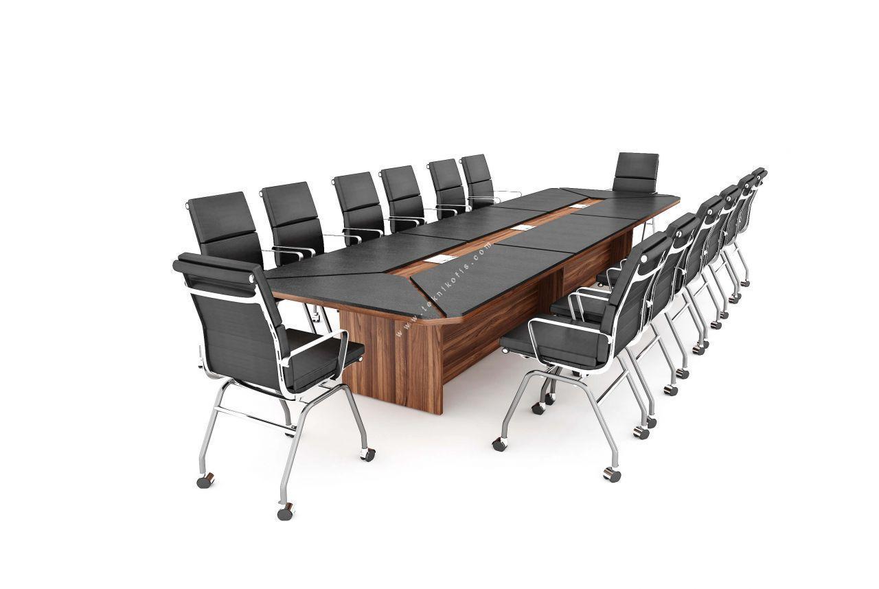 zanotta sümenli toplantı masası 603cm