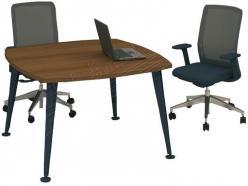 afrodit kare toplantı masası