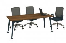 afrodit oval toplantı masası 260cm