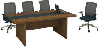 buena ofis toplantı masası 260cm