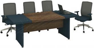 real toplantı masası 220cm